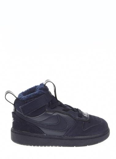 Nike Court Borough 2 Boot Siyah
